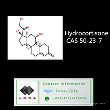 CAS 50-23-7 for Endocrine Treatmentbuilding Muscle Steroid Powder Hydrocortisone