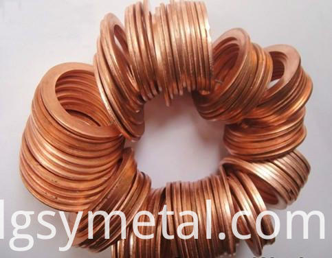 metal plain washer