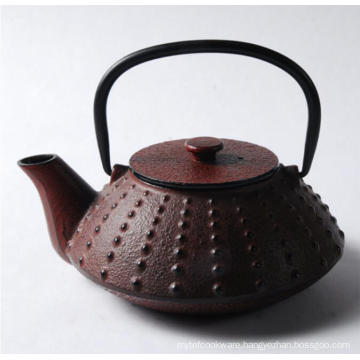 World market cast iron teapots
