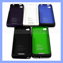 External Backup Battery Charger Case for iPhone 4 4s 1900mAh