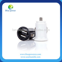 Universal dual USB car charger 5v2.1a usb for moble phone best price