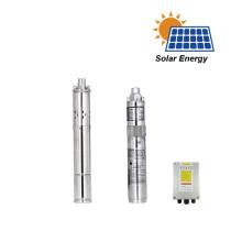 DC Bomba de água solar para poços profundos / Irrigação / Agricultura