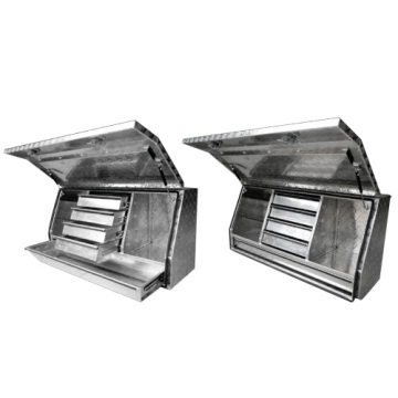 General Storage Aluminum Truck Tool Box