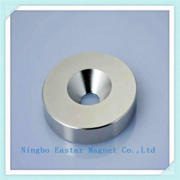 N45 Ímã de NdFeB anel para alto-falante