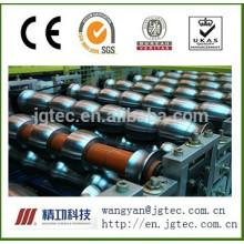 Telha de aço HVM / HLM máquina de formação de azulejos de alta velocidade