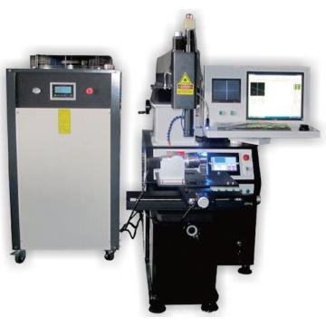 Автоматическая лазерная сварочная машина 4axis