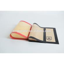 Tapis de doublure pour four à bb en caoutchouc silicone sur mesure