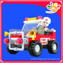 Fire Fighting Toy Brick Mini Car/Educational block