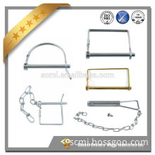 Professional trailer parts manufacturer replacement parts types of trailer safety pins