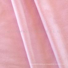 Tecido de camurça de poliéster para decoração doméstica para sofá e cortina