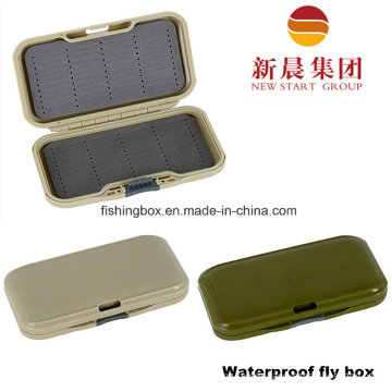 Waterproof Green Fly Fishing Box