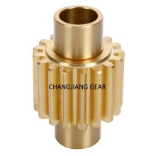 DIN8 Lever Tin Bronze Planetary Spur Gear