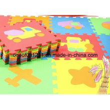 Non-Toxic EVA Foam Mat for Children Playing