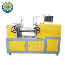 Special Price for Lab Rubber Open Mixing Mill 9 Inch LAB TEST Two Roll Mill supply to France Manufacturer