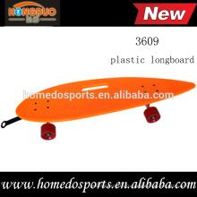 Новый лонгборд палуба /пластиковые скейт доска
