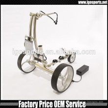 twins motor golf trolley lithium battery