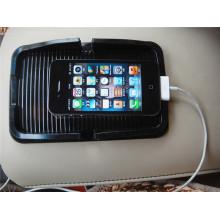 Sostenedor material del teléfono celular de la PU ambiental con diversa viscosidad