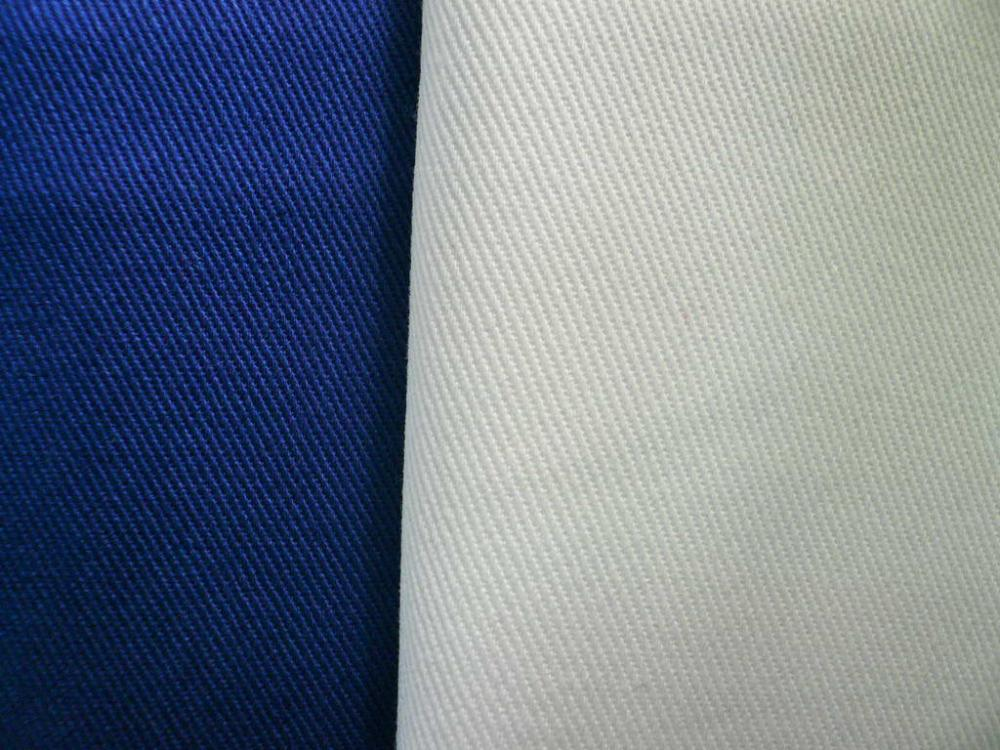 Dyed Heavy Twill Fabrics of TC 270Gsm