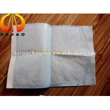 PET/blue CPP laminated film