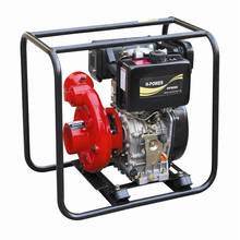 Lk Portable Self-Priming Diesel Engine Pump