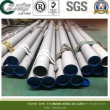 Tubulação redonda de aço recozido brilhante inoxidável do aço inoxidável com ASTM A213 (316L)