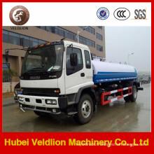 Isuzu Fvr 240HP lourd 15, camion-citerne de l'eau de litres de 15 litres 15 tonnes