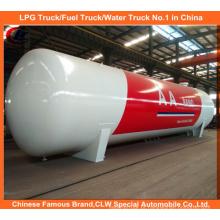 120cbm LPG Autogas tanque de armazenamento para uso Skid Station