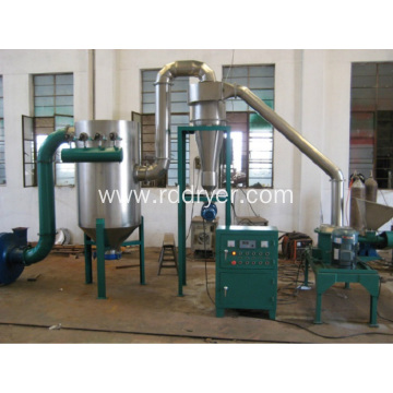 Wheat pulverizer reamer grinding machine