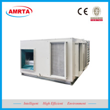 Naka-pack na Rooftop Chiller na may Economizer