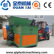 Waste Plastic Pipes Recycling Granulator Shredder