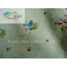 100% полиэстер моды печатных отель полотенце ткань сухой быстро 018