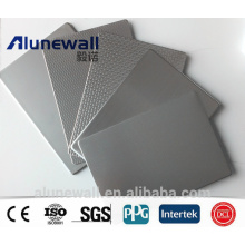 Alunewall 6-8mm aço inoxidável plástico composto painel chinês fábrica