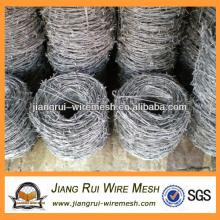 Arame farpado galvanizado (fabricante da China)