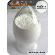 enzima alfa-galactosidase aditivo alimentar / químico / agente