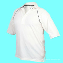 2015 Men′s Plain Blank Design Cricket Wear