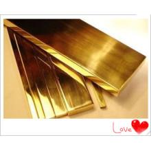 Barre de cuivre de haute qualité
