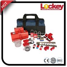 Kit de bloqueio de segurança elétrica para
