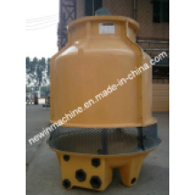 Torre de enfriamiento de tipo circular certificada Cic