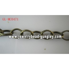men's metal chain