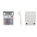 12 Digits Dual Power Adjustable Screen Desktop Calculator (CA1215)