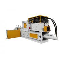 Horizontal hydraulic automatic carton baler machine for sale
