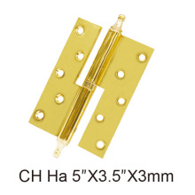 Hardware Furniture Cabinet Iron H Hinge