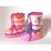 Fashion Winter Warm Snow Boots, Moon Boots