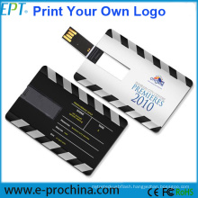 Mini USB Credit Card USB Flash Drive (EC003)
