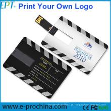 Mini USB cartão de crédito USB Flash Drive (EC003)