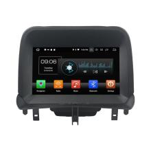 Ford Tourneo car navigation with GPS
