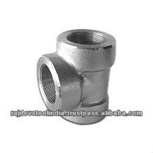 Tee Forged Pipe Fittings