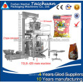 Automatic Weighing Snack Food Cooked Rice Packing Machine