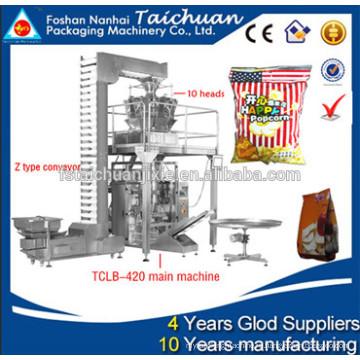 Автоматическая упаковочная машина для пищевых продуктов
