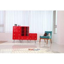 Комод высокий валовой & вино корпусной мебели (время CB)